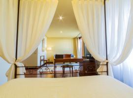 Hotel Azofra, отель в городе Бургос