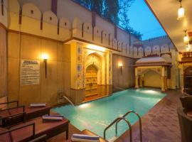 Umaid Mahal - Heritage Style Hotel, отель в Джайпуре