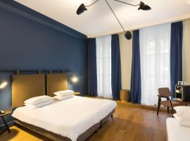 Hôtel Silky by HappyCulture, hotel near Masséna Metro Station, Lyon