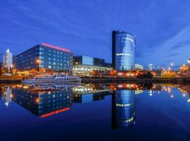 Dorpat Conference Hotel, hotel en Tartu