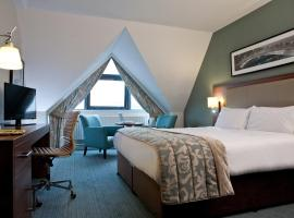 Jurys Inn Dublin Christchurch, отель в Дублине
