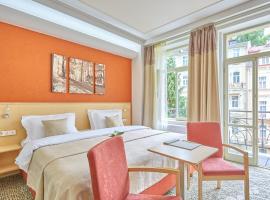 Spa Hotel Iris, hotel in Karlovy Vary