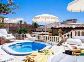 Hotel Villa Taormina, hotel en Taormina