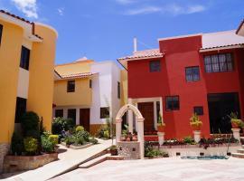 J&K Suite, apartamento en San Cristóbal de Las Casas