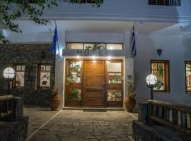 Neos Omalos Hotel, hotel near Samaria Gorge, Omalós