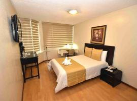 Hotel Montecarlo, hotel em Ibarra