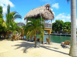 Dolce Cabana Waterfront Suites, vacation rental in Placencia