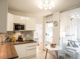 3EM Apartment Sopot, apartment in Sopot