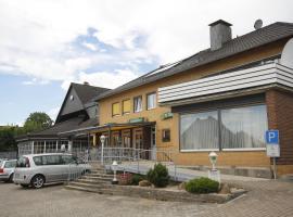 Hotel Restaurant Zum Jägerheim, Hotel in Braunschweig