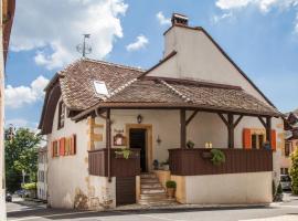 Hôtel Les Vieux Toits, hôtel à Neuchâtel