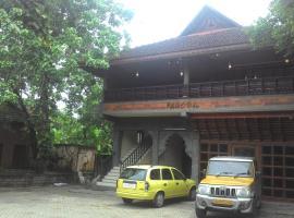 Pagoda Heritage Inn、アレッピーのホテル