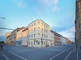 Hotel König Humbert, hotel in Erlangen