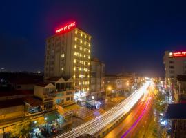 Good Luck Day Hotel & Apartment, hotel near Phnom Penh International Airport - PNH,