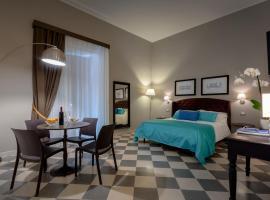 Hotel Moderno, отель в Трапани