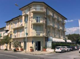 Hotel Mirage, hotel in Marina di Pietrasanta