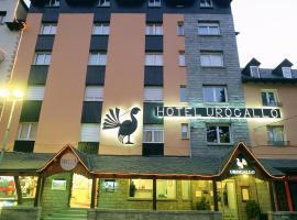 Hotel Urogallo, hotel in Vielha