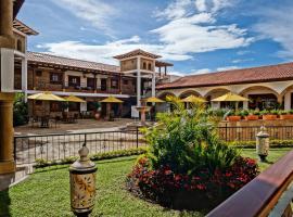 Hotel Campanario de la Villa, hotel in Villa de Leyva