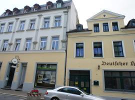 Deutscher Hof, hotel in Plauen
