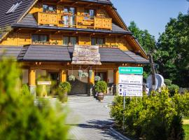 Kraina Smaku – hotel w Zakopanem
