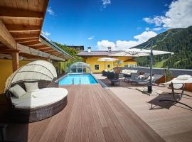 Boutique Appartements by HolidayFlats24, Hotel mit Pools in Saalbach-Hinterglemm