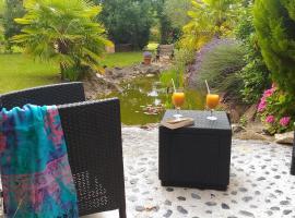 Villa Lescala, vacation home in Blaye
