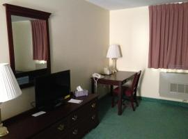 The Falls Motel, hotel in Watkins Glen