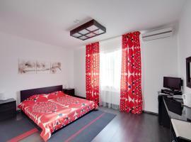 Гостиница Одиссея, отель в Рязани