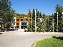 Spilos Hotel, отель в городе Маниса