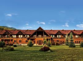 Glacier House Hotel & Resort, hotel in Revelstoke