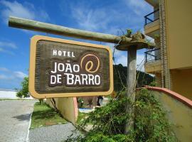 Hotel Joao de Barro, hotel near Camboriu Praia Shopping Mall, Itajaí