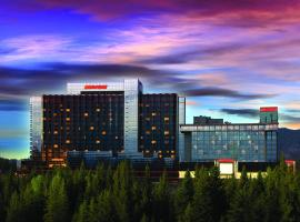 Harveys Lake Tahoe Hotel & Casino, Golfhotel in Stateline