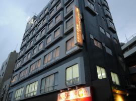 ホテル レクストン奄美セントラル、奄美市のホテル