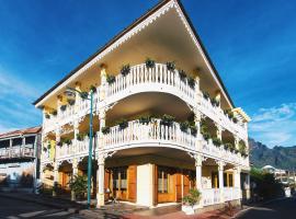 Tsilaosa Hôtel, hôtel à Cilaos