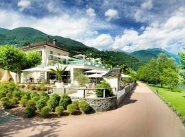 Giardino Lago, отель в Локарно