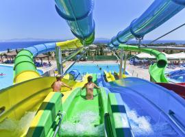 Kipriotis Aqualand Hotel, отель в Косе