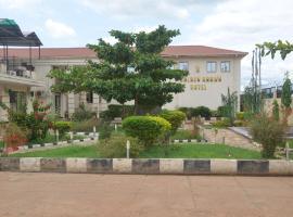 Golden Crown Hotel, accommodation in Juba