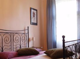 Pension Atelier 12, ubytování v soukromí v Praze