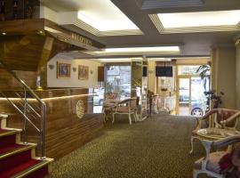 Mekke Hotel Istanbul, отель, где разрешено размещение с домашними животными в Стамбуле