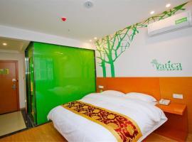 Vatica ShangDong ZaoZhuang TengZhou Railway Station Hotel, hotel in Tengzhou