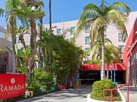 Ramada Plaza by Wyndham West Hollywood Hotel & Suites, hotel in West Hollywood, Los Angeles