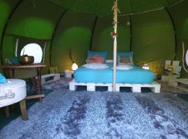La tente de Ker Briac, hotel near Monte Palace Tropical Garden, Funchal