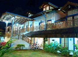 Pousada Aqui é Para-Ti, accessible hotel in Paraty
