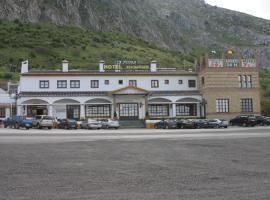 Hotel La Yedra, hotel in Antequera