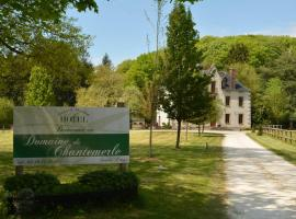 Domaine de Chantemerle, hotel in Moutiers-sous-Chantemerle