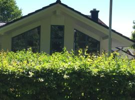 Ferienhaus am Stadtwald, holiday home in Kühlungsborn