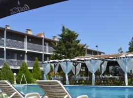 Complex Exotica, hotel in Lozenets
