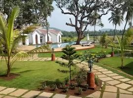 Riviera Sapphire, self catering accommodation in Siolim