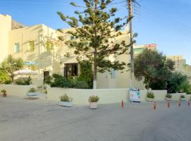 Hotel Sphinx, отель в Наксосе