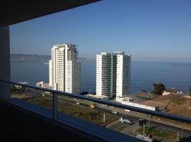 Departamento Playa Reñaca, apartamento en Viña del Mar