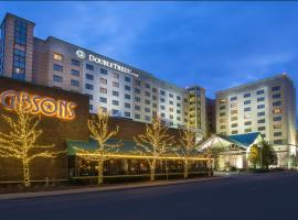 DoubleTree by Hilton Chicago O'Hare Airport-Rosemont, hotel near Chicago O'Hare International Airport - ORD, Rosemont